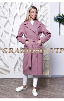 Весенее модное пальто.