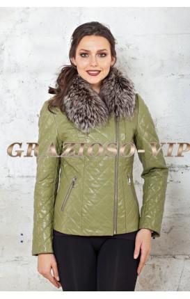 Модная демисезонная куртка
